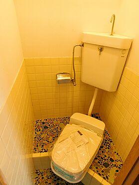 アパート-鹿屋市寿1丁目 トイレ