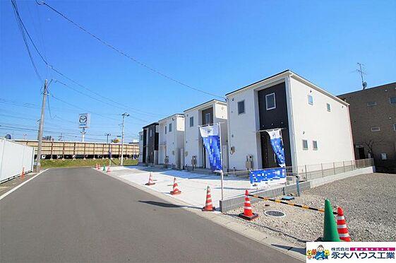 戸建賃貸-仙台市泉区市名坂字南前 外観
