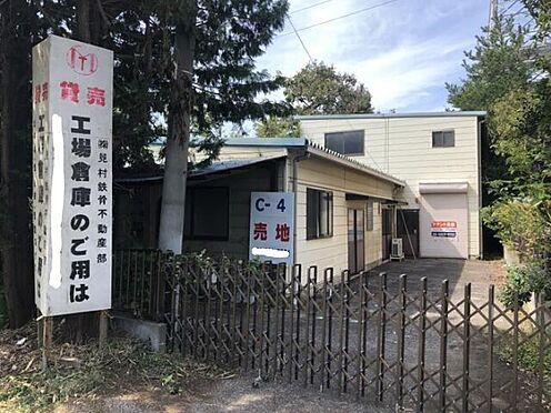 工場-野田市中根 外観