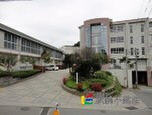 マンション(建物全部)-久留米市東合川4 良山中学校