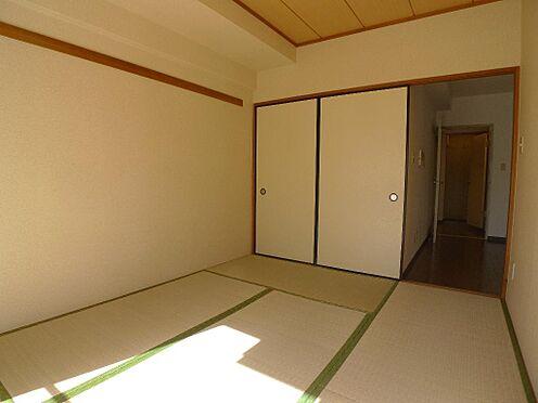 マンション(建物一部)-川崎市幸区南加瀬1丁目 和室6帖(平成25年12月撮影)