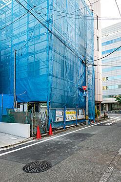 マンション(建物全部)-立川市錦町1丁目 5月23日撮影