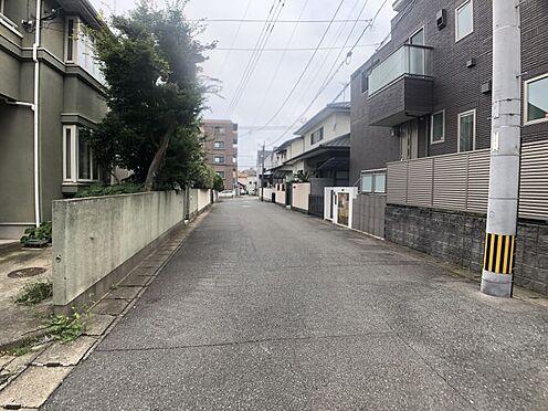 区分マンション-福岡市城南区別府6丁目 前面道路写真です。