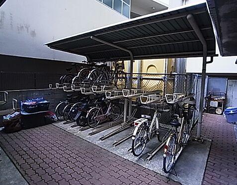 マンション(建物一部)-神戸市長田区大橋町4丁目 自転車置き場あり