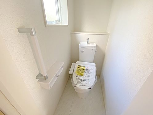 新築一戸建て-仙台市泉区向陽台2丁目 トイレ