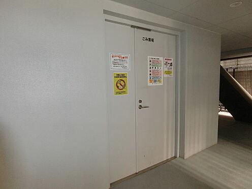 中古マンション-千代田区岩本町2丁目 敷地内ゴミ置き場