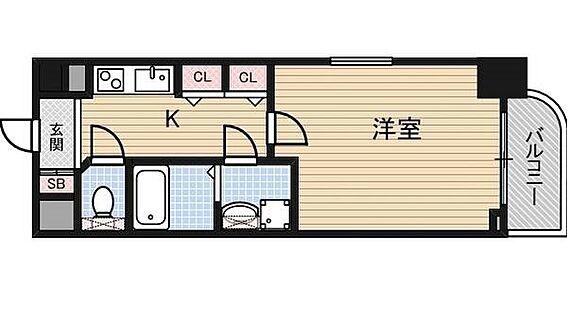 マンション(建物一部)-大阪市中央区鎗屋町2丁目 高層階で陽当たりのいい物件