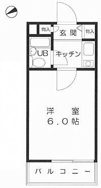 中古マンション-横浜市中区山下町 間取り