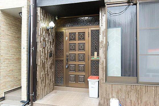 旅館-墨田区墨田4丁目 玄関