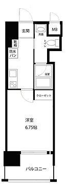 区分マンション-福岡市中央区高砂2丁目 間取り