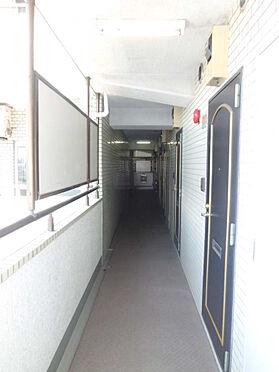マンション(建物一部)-大田区大森西5丁目 共用廊下の画像