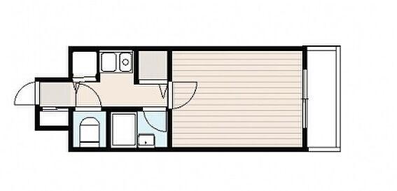 マンション(建物一部)-大阪市西区北堀江2丁目 収納スペースのある単身者向け物件
