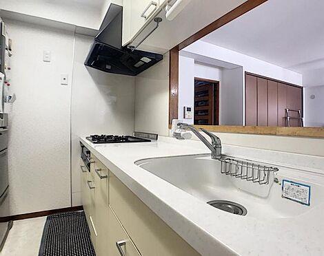 中古マンション-名古屋市名東区猪高台1丁目 キッチン