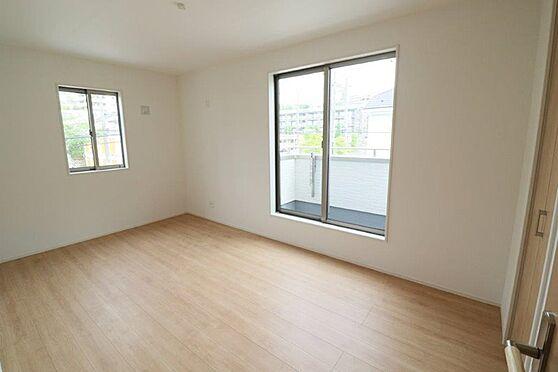 新築一戸建て-八王子市南大沢2丁目 1号棟2階洋室約7.5帖