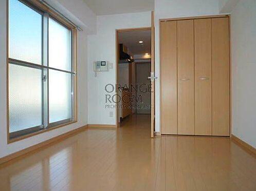 マンション(建物一部)-板橋区宮本町 フローリングのお部屋です。