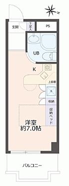 マンション(建物一部)-大阪市淀川区塚本1丁目 間取り