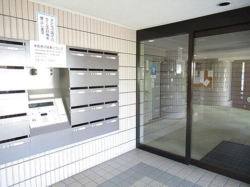 区分マンション-札幌市南区澄川六条11丁目 オートロック設備
