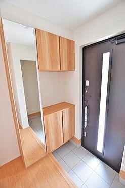 新築一戸建て-仙台市太白区西多賀2丁目 玄関