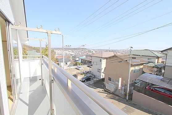 新築一戸建て-仙台市青葉区中山5丁目 バルコニー