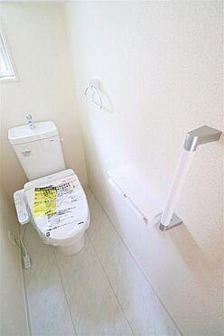新築一戸建て-仙台市若林区若林1丁目 トイレ