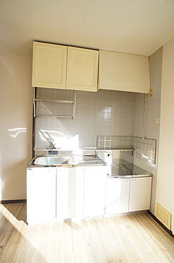 アパート-水戸市石川2丁目 キッチン