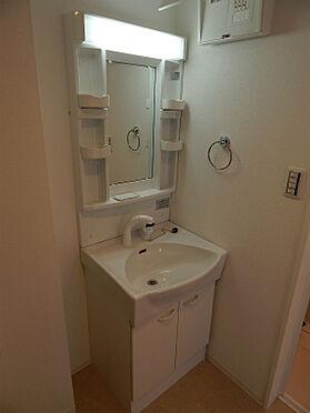 アパート-名古屋市南区豊1丁目 室内写真 洗面