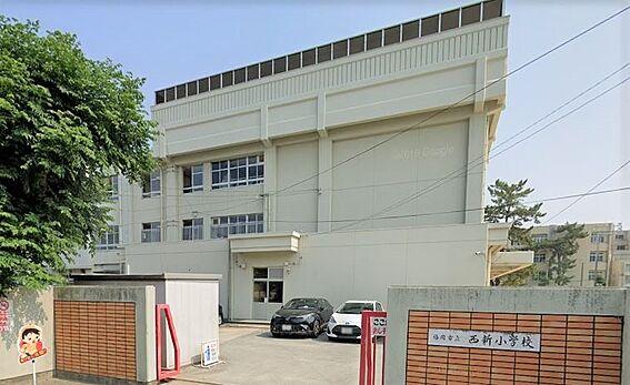 マンション(建物一部)-福岡市早良区西新1丁目 福岡市立西新小学校。750m。徒歩10分。