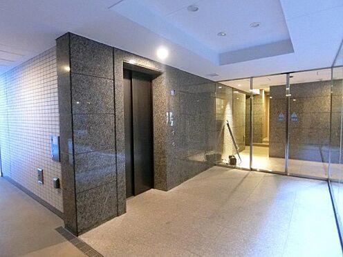 区分マンション-川崎市中原区小杉御殿町2丁目 エレベーター1基。