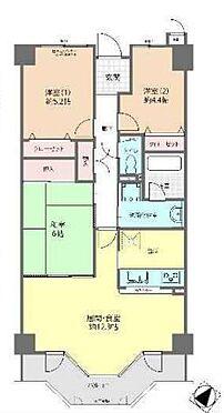 マンション(建物一部)-神戸市垂水区西脇2丁目 間取り