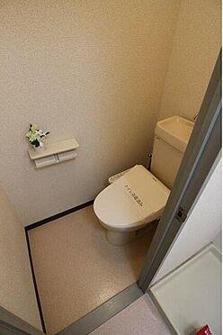 マンション(建物全部)-立川市富士見町3丁目 トイレ