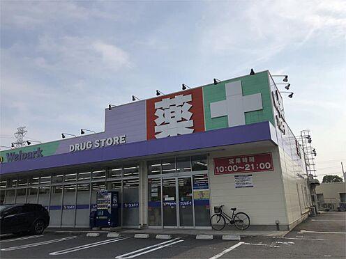土地-川越市大字安比奈新田 ウェルパークかわつる店(2603m)