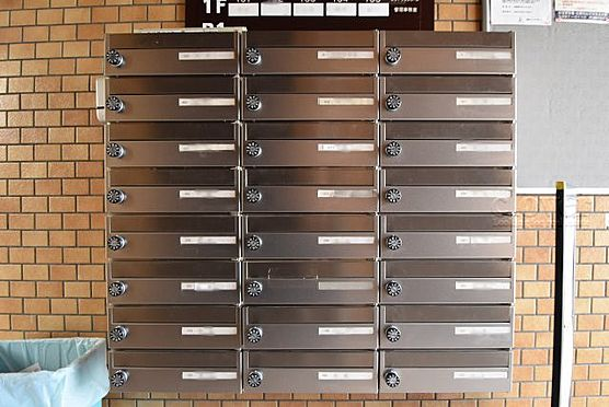 マンション(建物一部)-杉並区桃井4丁目 郵便ボックスです。