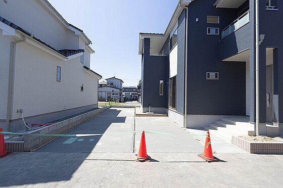 新築一戸建て-石巻市蛇田字新谷地前 駐車場