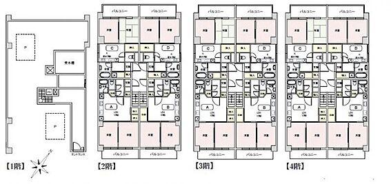 一棟マンション-座間市相模が丘5丁目 間取り