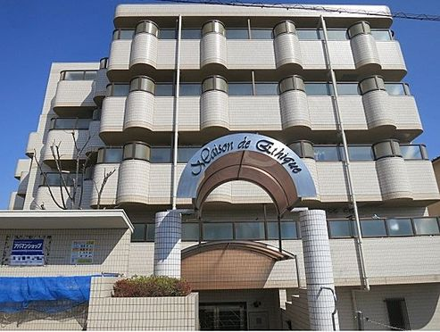 マンション(建物一部)-神戸市須磨区白川台5丁目 落ち着いた印象の外観
