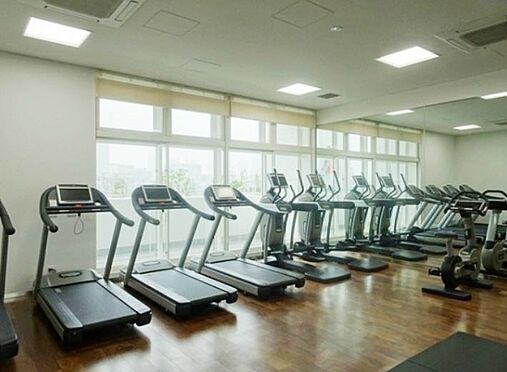 中古マンション-中央区晴海2丁目 【共有施設】フィットネスルーム