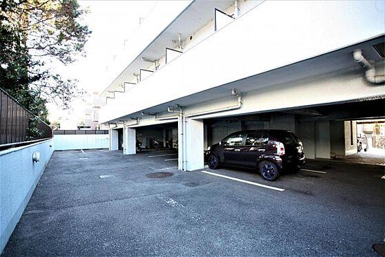 マンション(建物一部)-名古屋市名東区藤森西町 共用部 駐車場 2020.2月