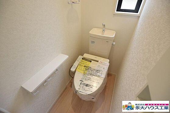 戸建賃貸-仙台市太白区八木山南2丁目 トイレ