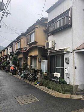 建物全部その他-京都市山科区椥辻番所ケ口町 間取り