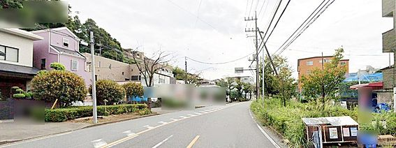 マンション(建物全部)-川崎市多摩区菅馬場3丁目 周辺