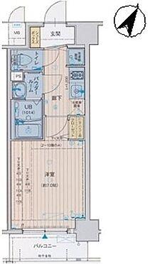 マンション(建物一部)-大阪市北区大淀北2丁目 間取り