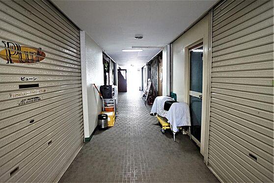 店舗(建物一部)-横浜市南区井土ケ谷下町 通路