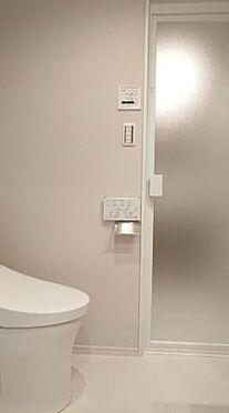 区分マンション-新宿区百人町2丁目 トイレ