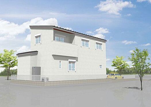 新築一戸建て-名古屋市中川区新家3丁目 スーパー・薬局・コンビニが徒歩約8分以内にあり周辺環境充実しております!