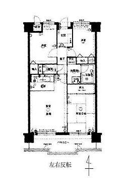 マンション(建物一部)-京都市南区久世大薮町 ファミリー向けの3LDK