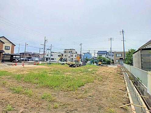 土地-西尾市戸ケ崎4丁目 保育園・小中学校徒歩圏内!お子様の通園・通学も安心です。