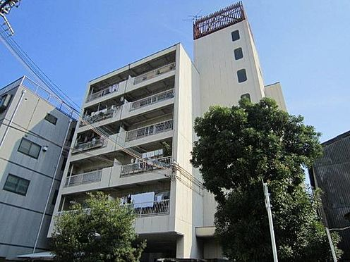 区分マンション-大阪市西成区南津守5丁目 駅まで徒歩圏内の立地にあります。