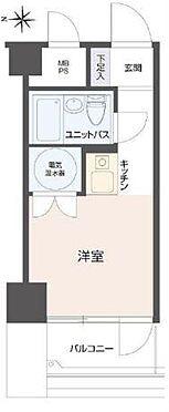 区分マンション-千代田区神田小川町3丁目 間取り