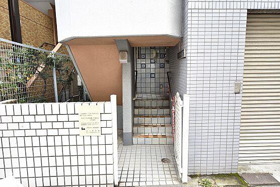 中古マンション-江東区永代2丁目 エントランスアプローチ