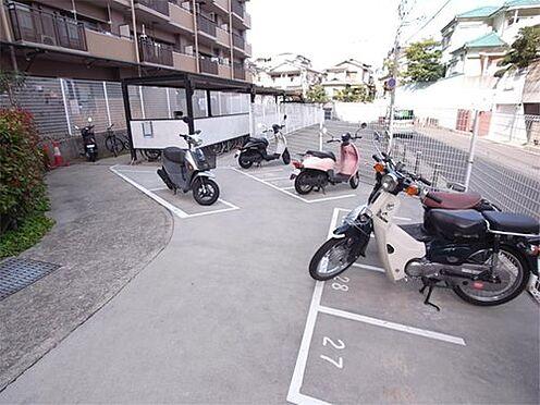 マンション(建物一部)-神戸市西区池上1丁目 バイク・自転車置場あり
